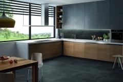 Cornerstone-Slate-Black-60x120-Parallelo-Amb-Cucina